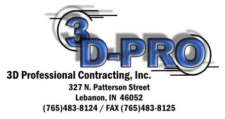 3D Professional Contracting, Inc.